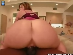 Lisa Sparxxx - Huge booty hot milf [4 movies]