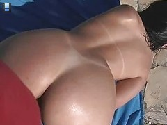 Tati has a such a juicy thick booty, that I just could not stop reviewing the tapes afterward [4 movies]